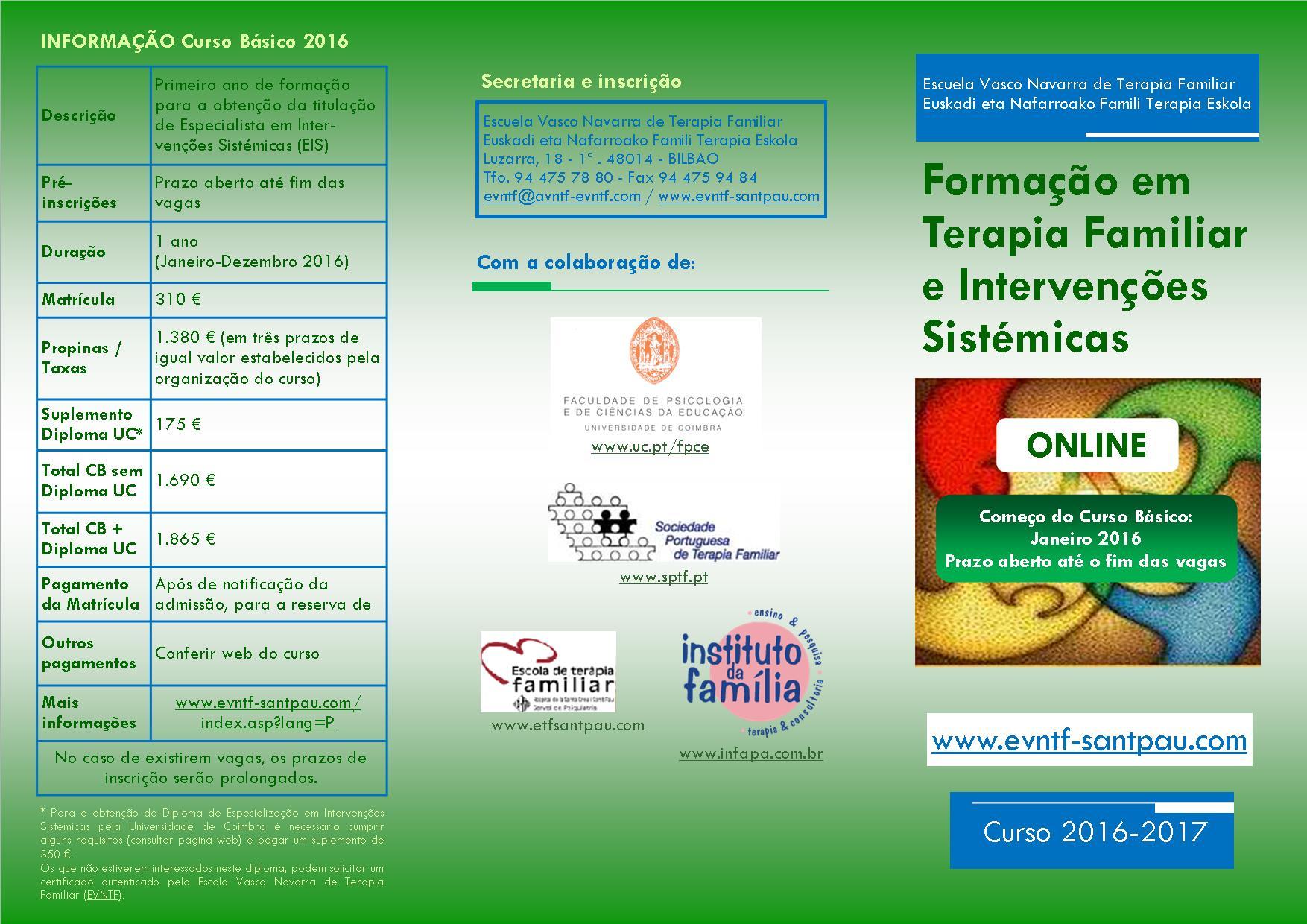 Folleto Formacion online 16 - Pt